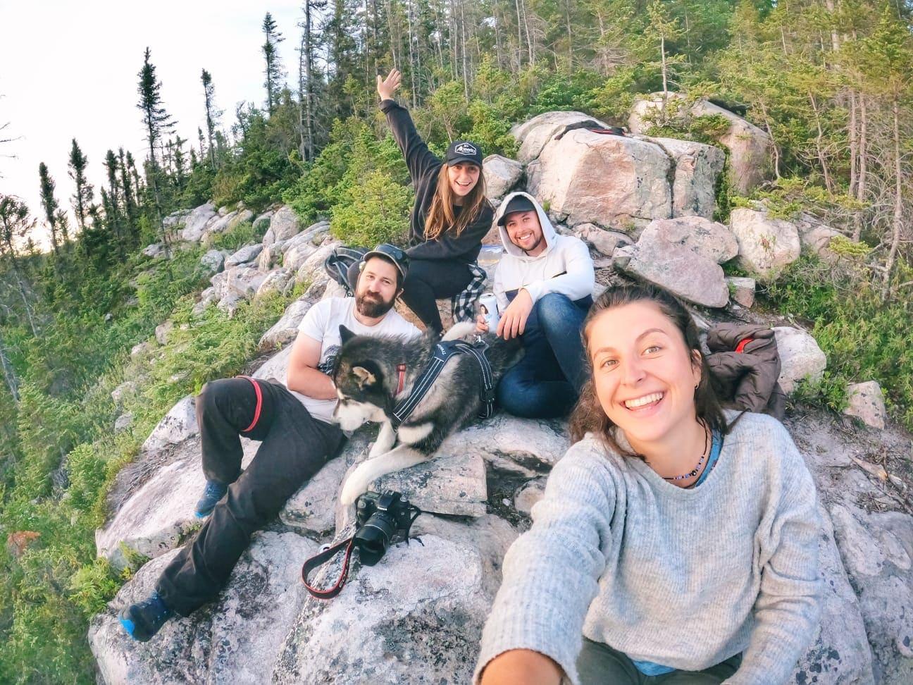 Au Sommet du Fjord